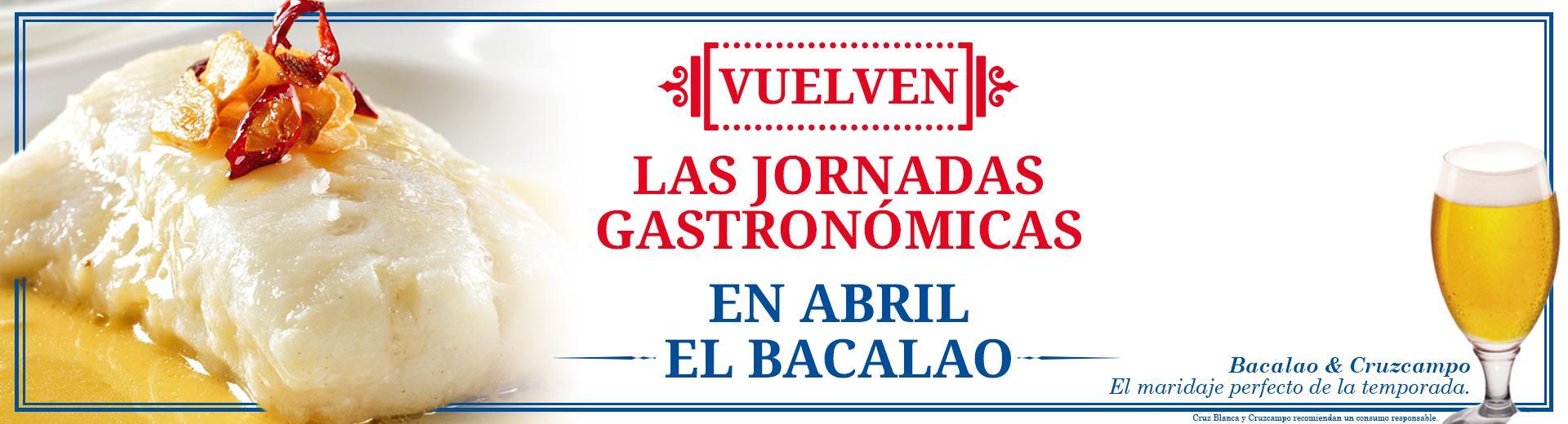 Jornadas Gastronómicas del Bacalao